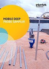 Mobile Deep Probe Sampler brochure cover