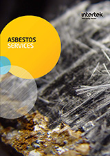 Asbestos Services cover