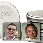 Button and Coin Cell Batteries