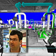 Producing 3D CAD Models from Laser Scanning Data