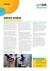 Protek - Surface Hygiene for Oil & Gas