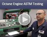 Octane Engine ASTM Testing Video