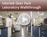 Intertek Deer Park Laboratory Walkthrough